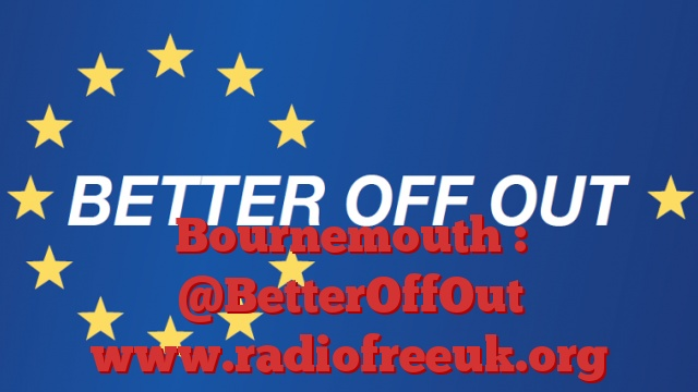 Bournemouth : @BetterOffOut