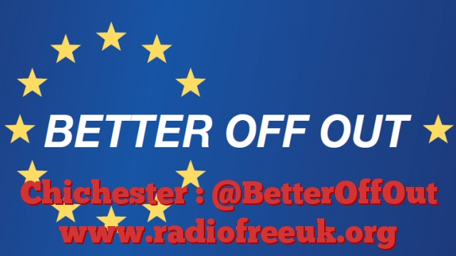 Chichester : @BetterOffOut