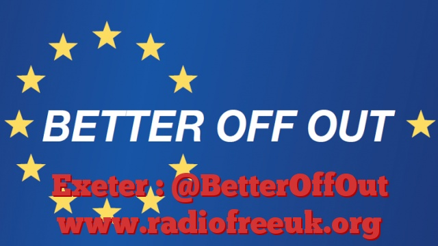 Exeter : @BetterOffOut