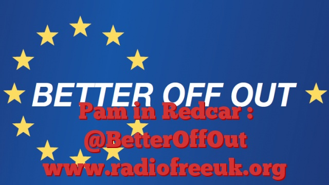 Pam in Redcar : @BetterOffOut